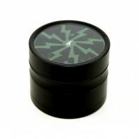 Премиум гриндер THORINDER™ GREEN Ø 62 mm H 48 mm 4 части