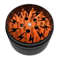 Премиум гриндер THORINDER™ Orange Ø 62 mm H 48 mm 4 части