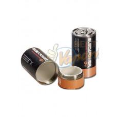 Батарейка бочонок тип R14/LR14 - тайник