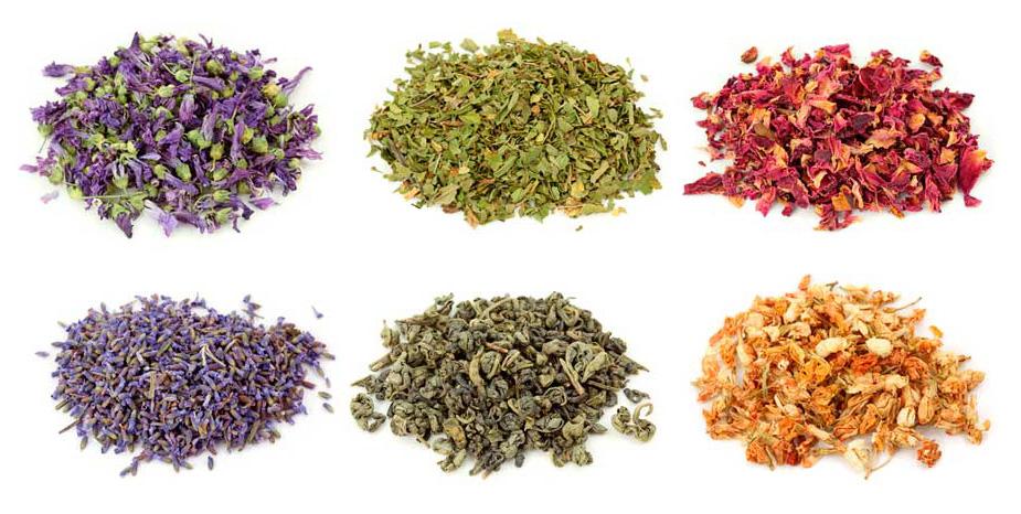 Лекарственные травы для вапорайзера