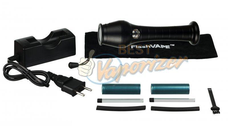 Flashvape - портативный вапорайзер из Канады